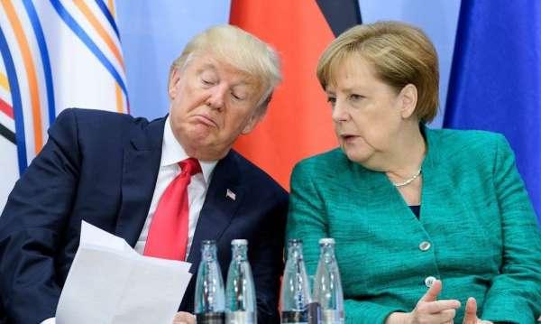 Старая Европа порывается выйти из-под опеки американского Большого Брата