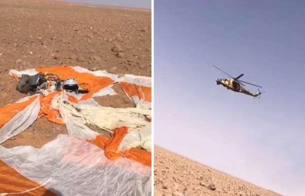 В Сети обсуждают видео со «сбитым» в Ливии русскоговорящим летчиком МиГ-29
