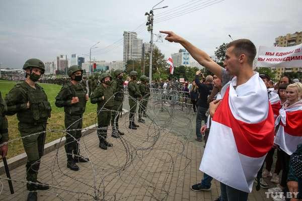 Гоблин жёстко поставил на место белорусских скакунов