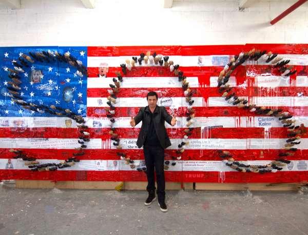 Тело Ленина США нужней - художник Датуна готов отдать за него миллиард долларов