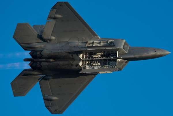 В США рассказали об испытаниях загадочного X-истребителя