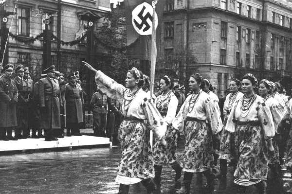 День единения с Гитлером предлагают праздновать украинские депутаты