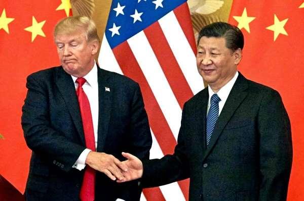 """""""Черный"""" список американских компаний: Пекин подготовил ответные меры на агрессию США"""