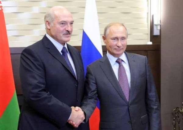 Украина видит для себя «зашкаливающие риски» в укреплении сотрудничества Белоруссии с Россией