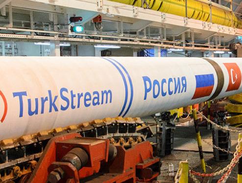 Россия вынудила Турцию увеличить закупки природного газа