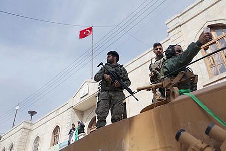 Турецкая военная операция в Сирии встретит аравийское сопротивление