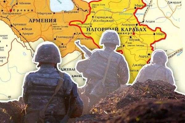 Нагорный Карабах и проблемные зоны вокруг конфликта