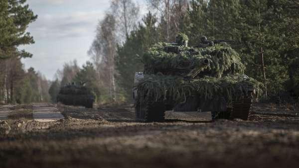 «Лесочек» для танков – лучшее прикрытие: как модернизируют Т-80БВМ