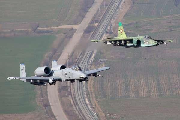 Закат «летающих танков». Штурмовики Су-25 и А-10 обречены на вымирание
