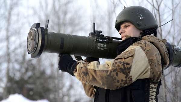 """РПГ-28 """"Клюква"""" - самый тяжелый русский гранатомет. Прошивает танк """"Абрамс"""" на вылет"""