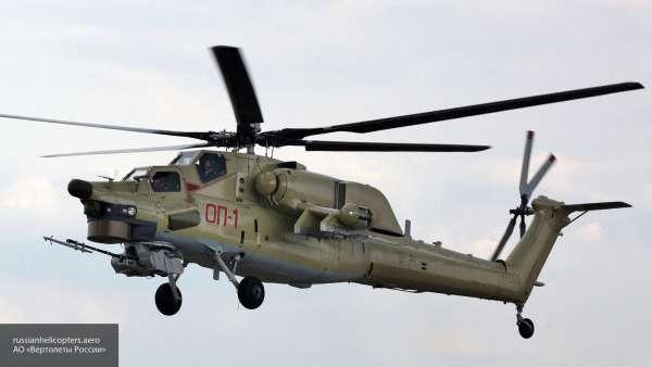Китайские аналитики объяснили успех вертолета Ми-28НМ в дуэли с Apache
