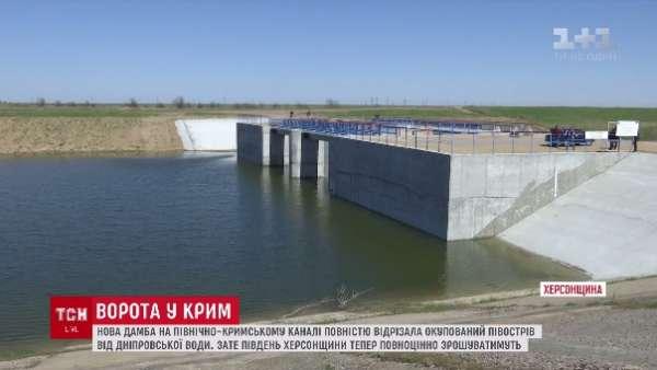 «Вежливые люди» опять спасают Крым: Будет приказ – будет и «канал Шойгу»