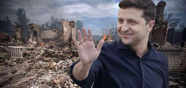 Россия не позволит Зеленскому сжечь дотла Украину – Червоненко
