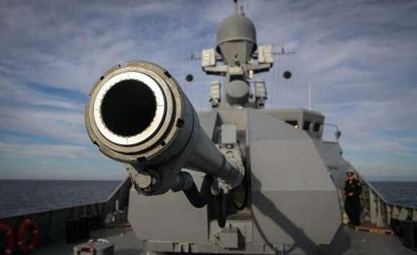 В США рассказали о «вооружённом до зубов» российском корабле