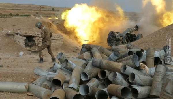 В Карабахе уничтожено крупное подразделение азербайджанского спецназа