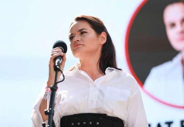 Тихановская объявила о начале общенациональной забастовки в Белоруссии