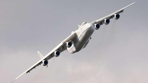 Турция хочет достроить украинский Ан-225 «Мрия»