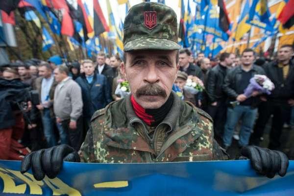 Василий Волга: Оккупация Киева продолжается