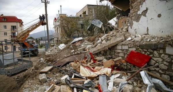 Бессмысленная война, уничтожающая судьбы – фильм «Один день в Карабахе»