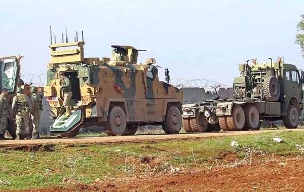 Турция продолжает эвакуацию своих опорных пунктов в Идлибе