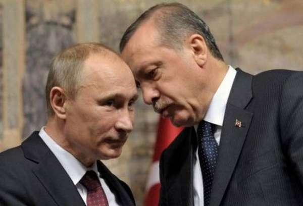 Британские СМИ: зачем Путин испытывает Эрдогана на прочность?
