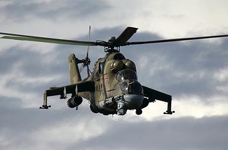 Заплатит Азербайджан за сбитый российский Ми-24 или опять отделаются помидорами?