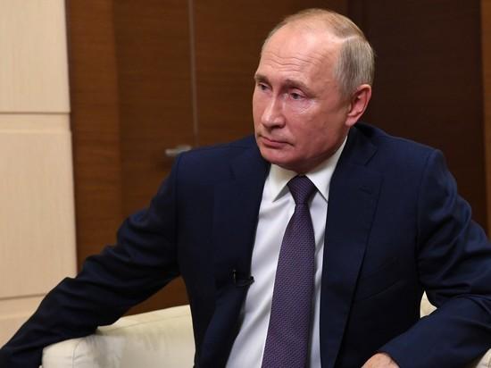 В поступке Путина усмотрели влияние Эрдогана