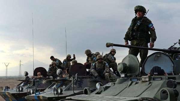 Эксперт рассказал, кто мог бы атаковать российских миротворцев в Карабахе