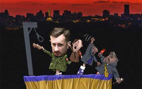 Аппетиты «титульного» Киева