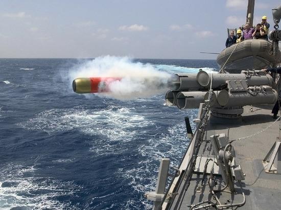 Американскому флоту приказано действовать агрессивно против русских кораблей