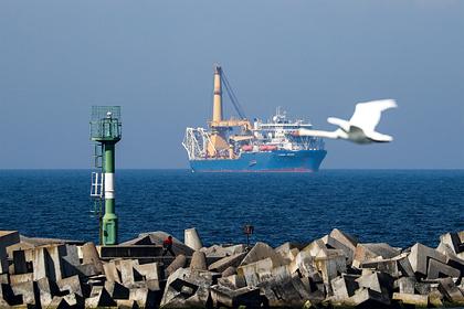«Газпром» признал провал проекта «Северный поток-2»