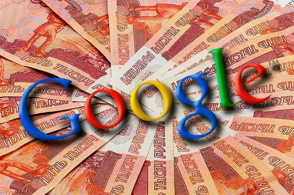 Google рискует попасть на 94 триллиона рублей