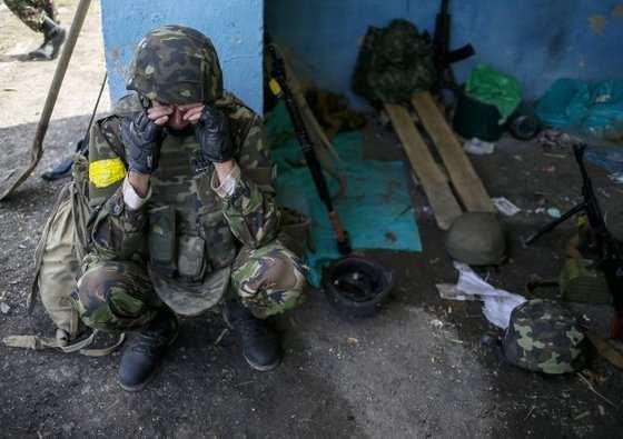 Украинский каратель извинился перед донбасской девочкой