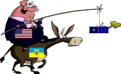 Чем может закончится для украинского народа «европейская идентичность»?...