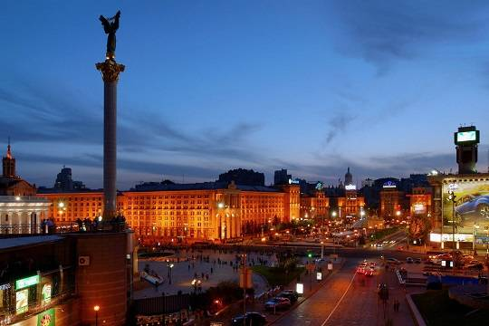 Война с Россией – взгляд из Киева