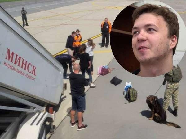 Пригожин прокомментировал ситуацию с задержанием Протасевича 2